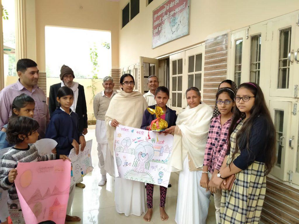 हरियाणा (कादमा): शुद्ध मन स्वच्छ पर्यावरण